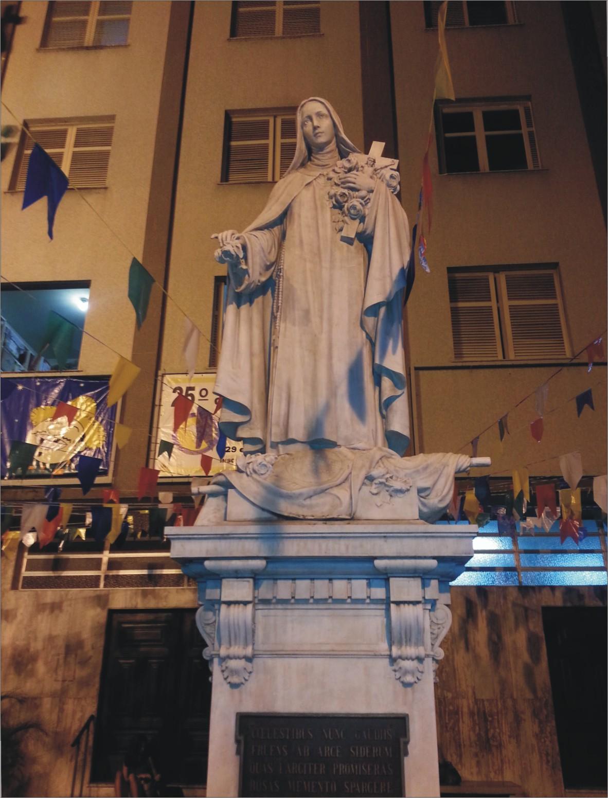 Almanaque raimundo floriano imagem de santa teresinha foto rjc fandeluxe Gallery